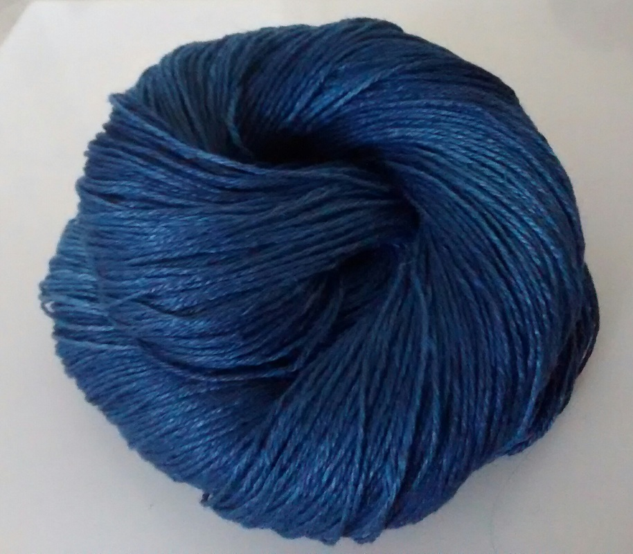 linen knitting yarn